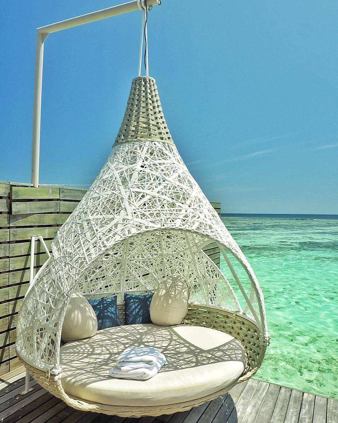 Love nest in Maldives