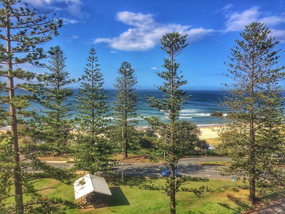 Port Macquarie Beach View